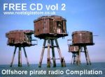 FREE MP3 CD vol 2 - Offshore Pirate Radio Compilation