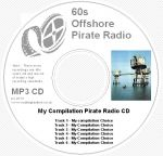 Compile Your Own Offshore Pirate Radio MP3 CD